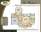 Floor Plan brochure by Kemp Design Services
